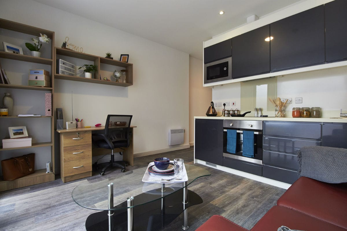 City Heights Student Accommodation